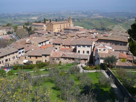 Panorama - San gimignano (1431 clic)