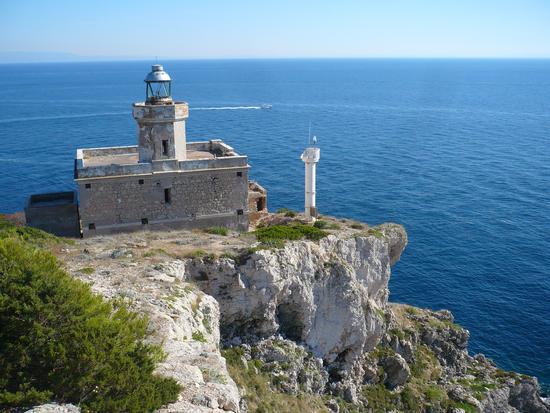 Faro di San Domino (615 clic)