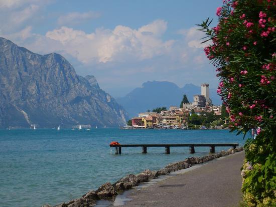 Panorama - Malcesine (1246 clic)