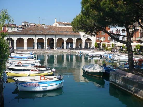 Porticciolo - Desenzano del garda (1328 clic)