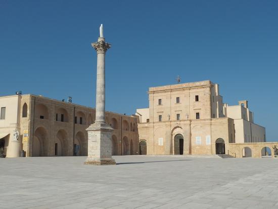 Santuario de finibus terrae - Santa maria di leuca (658 clic)