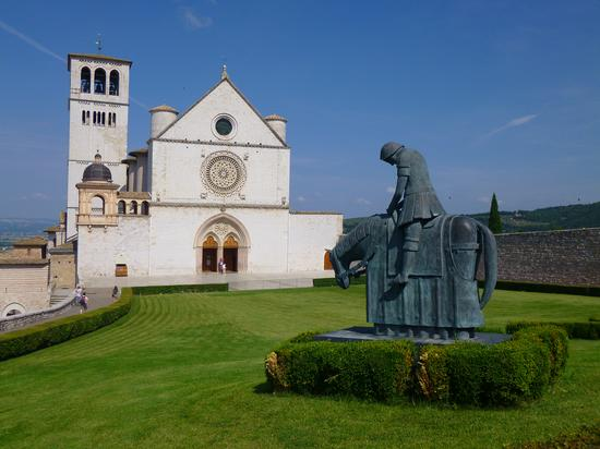 Basilica Superiore - Assisi (2323 clic)