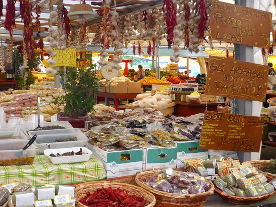 Mercato dei prodotti tipici - Vieste (1232 clic)