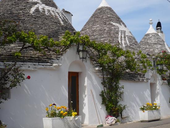 Trulli - Alberobello (626 clic)