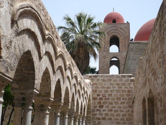 Palermo - San Giovanni degli Eremiti (580 clic)