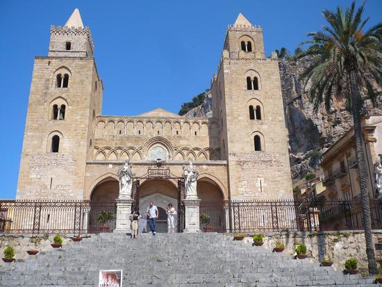 Duomo  - Cefalù (502 clic)