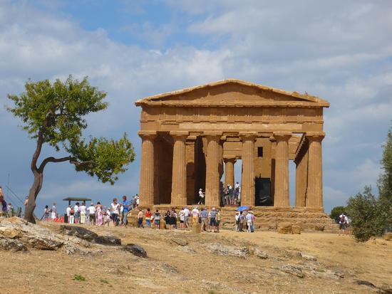 Valle dei Templi - Agrigento (589 clic)