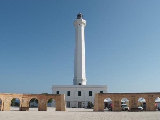 Faro di Santa Maria di Leuca (653 clic)