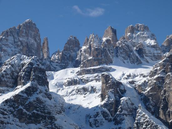 Gruppo del Brenta - Andalo (1460 clic)