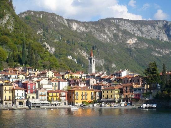 Panorama - Varenna (1446 clic)