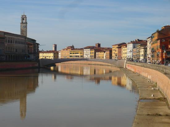 L'Arno - Pisa (874 clic)