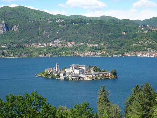 Isola di San Giulio - Orta san giulio (1104 clic)
