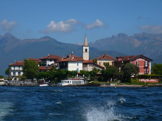 Isola dei Pescatori - Stresa (2427 clic)