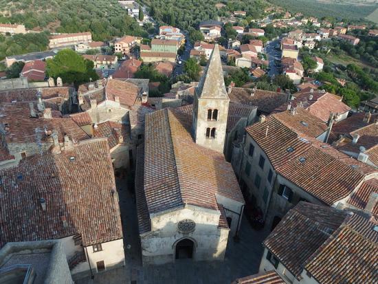 Capalbio vista dalla torre (534 clic)