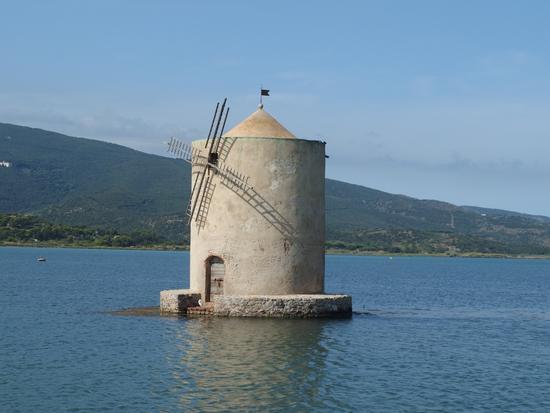 Mulino spagnolo - Orbetello (564 clic)