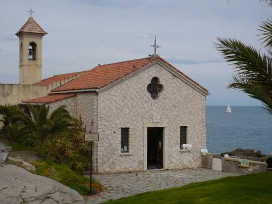 Sant'Ampelio - Bordighera (3152 clic)