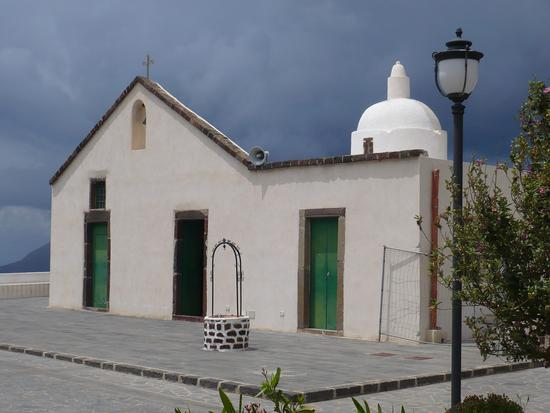 Santuario Santa Maria della Catena - Lipari (3650 clic)