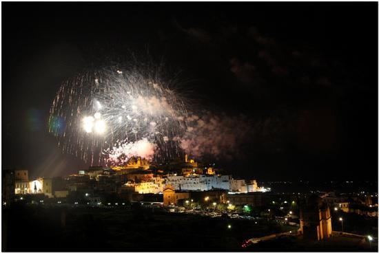 Festa patronale fuochi - Ostuni (687 clic)