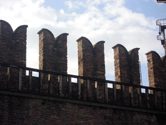 Torre di Porta Aquileia in Udine in Friuli + Italy (1209 clic)