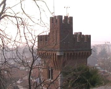 Udine: The Castle... (by  www.ElmAgos.splinder.com ) (2860 clic)