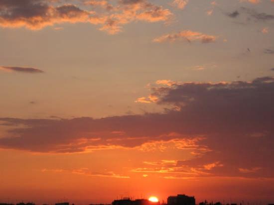 tramonto - Roma (1843 clic)
