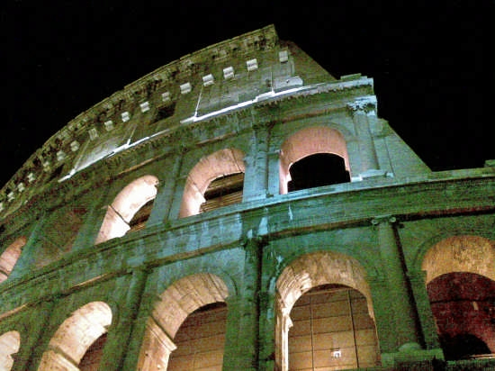 Colosseo - Roma (2053 clic)
