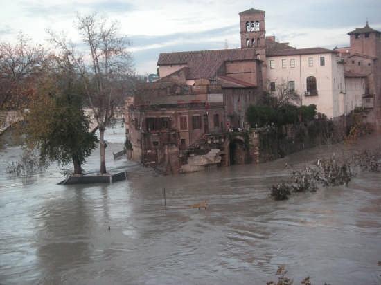 ISOLA TIBERINA - Roma (2153 clic)