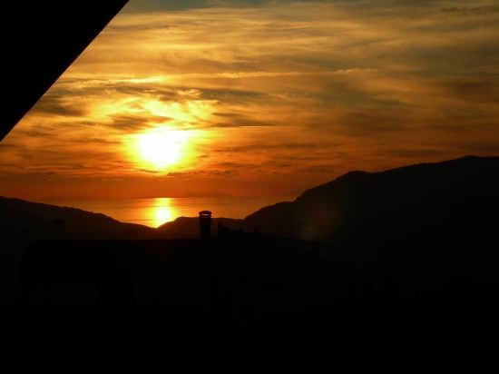 tramonto - Scigliano (2172 clic)
