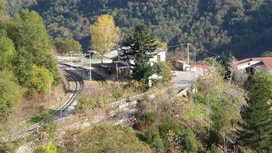 la stazione - Scigliano (2296 clic)