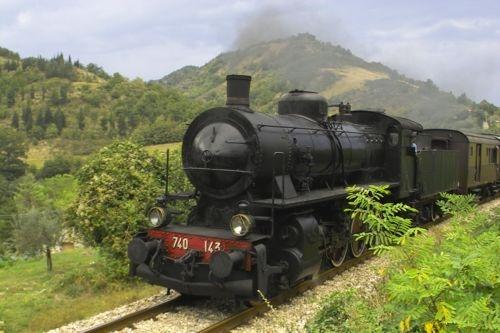 Trenino delle Castagne - Faenza (3325 clic)