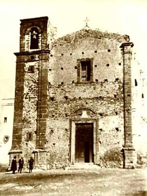 1935 chiesa madre - Calamonaci (4752 clic)