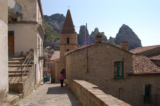 SCORCIO - Castelmezzano (2053 clic)