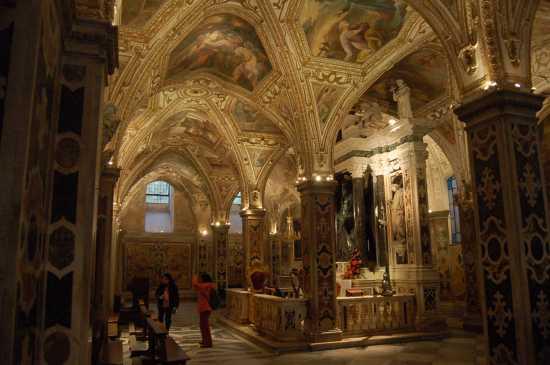 CRIPTA  DEL DUOMO - Amalfi (5072 clic)