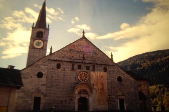 CHIESA DI SAN GAUDENZIO - Baceno (3200 clic)