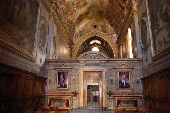 CHIESA   DELL'ABBAZIA DI TRISULTI - Collepardo (5034 clic)