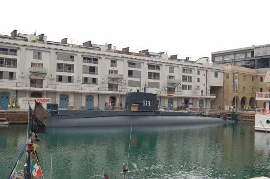 SOTTOMARINO - Genova (2808 clic)