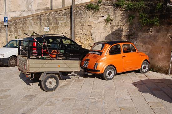 500 FIAT TRA I SASSI - Matera (2162 clic)