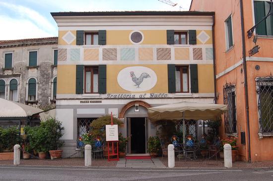 TRATTORIA AL GALLO - Noale (3631 clic)