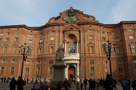 IL PRIMO PARLAMENTO DEL REGNO D'ITALIA - Torino (5994 clic)