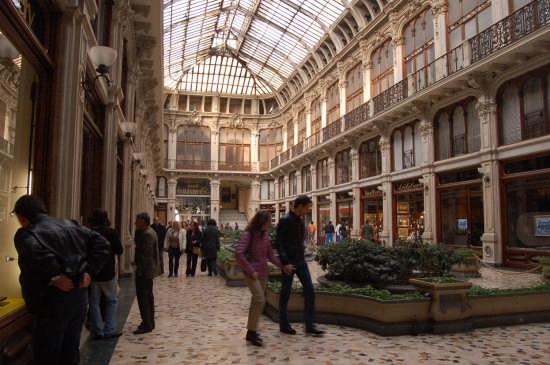GALLERIA SUBALPINA - Torino (3686 clic)