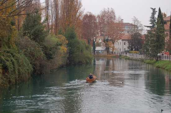 BARCAIOLO LUNGO IL SILE - Treviso (3879 clic)