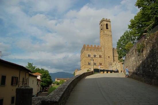 Castello Guidi - Poppi (2226 clic)