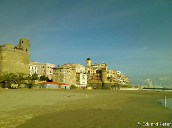 Nettuno a beautiful city (3234 clic)