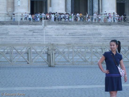 Roma Vatican City (1614 clic)