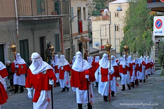 processione venerdì santo - Enna (2609 clic)