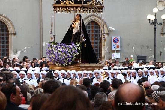 processione venerdì santo - Enna (4983 clic)