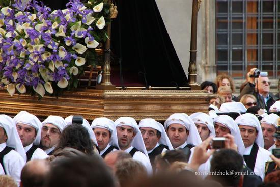 processione venerdì santo - Enna (2656 clic)