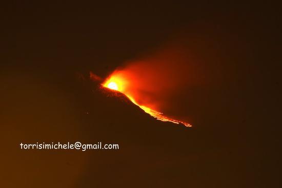 Etna eruzione del 30 luglio 2011 (2741 clic)