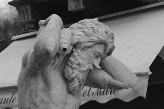 fontana dell'Amenano, particolare - Catania (2986 clic)