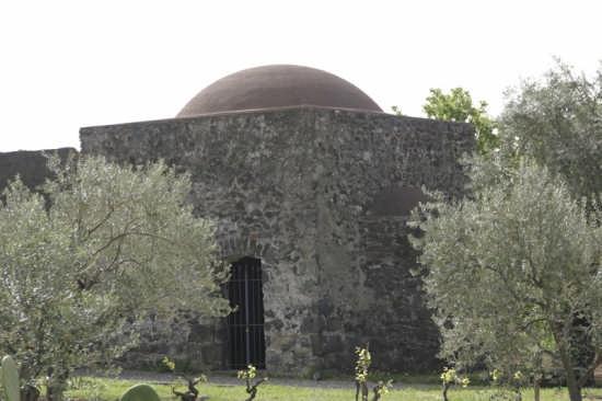Chiesa bizantina - Malvagna (3663 clic)
